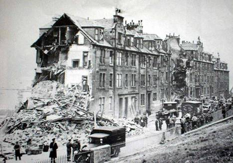 an analysis of the river flows on by clydebank blitz Changing my mind on nuclear disarmament  payback and escalation in the wake of the blitz  often easily accessible by river or sea,.